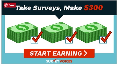 You can make $800/week completing surveys!